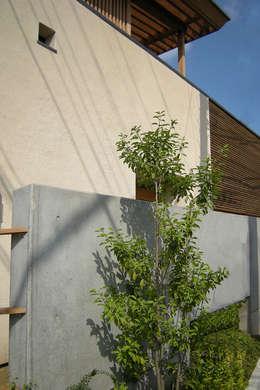 東中沢の家: 環境創作室杉が手掛けた家です。