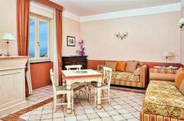 rimodernare il soggiorno: 5 colori per 5 idee da copiare - Colore Parete Soggiorno Classico 2