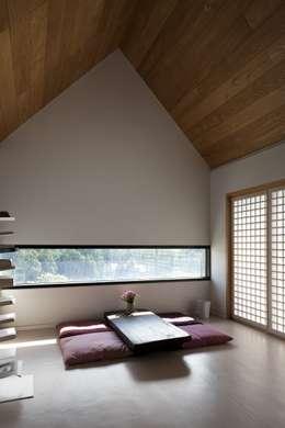 1동 침실(2): ARCHITECT GROUP CAAN의  침실