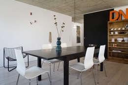 Projekty,  Jadalnia zaprojektowane przez KARL+ZILLER Architektur