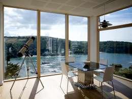 moderne Woonkamer door richard pain architect