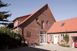 landelijke Huizen door Lecke Architekten