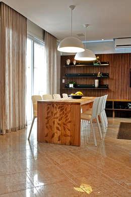 rustieke & brocante Eetkamer door ArchDesign STUDIO