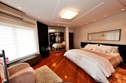rustic Bedroom by ArchDesign STUDIO