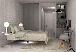 Santiago | Interior Design Studio が手掛けた寝室