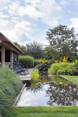 Giardino in stile In stile Country di De Rooy Hoveniers