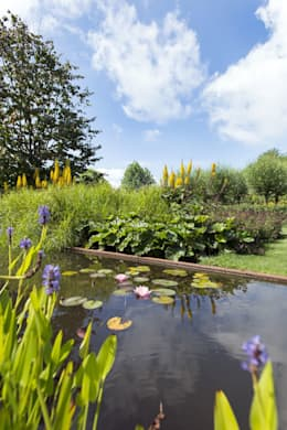 Klassieker van de toekomst: landelijke Tuin door De Rooy Hoveniers