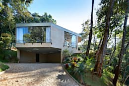 Casa MR: Casas modernas por Humberto Hermeto