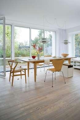ห้องทานข้าว by Bohn Architekten GbR