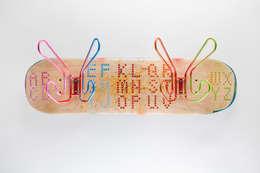 eclectische Gang, hal & trappenhuis door Colourform
