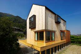 五藤久佳デザインオフィス有限会社의  주택
