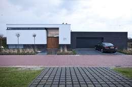 Woning K Breda: moderne Huizen door BB architecten