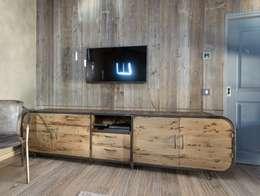 Dettagli arredi: Camera da letto in stile in stile Moderno di DF Design