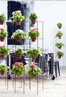 eclectische Keuken door Pflanzenfreude.de