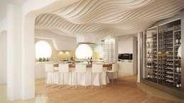 Cocinas de estilo mediterraneo por EXA4 AEC Soft & Services