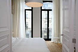 Een Rustgevende Slaapkamer : Rustgevende serene slaapkamer uit griekenland slaapkamer ideeën