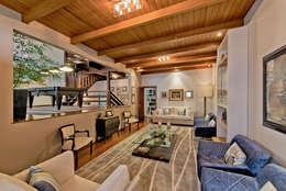 modern Living room by Espaço do Traço arquitetura