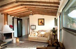 Projekty, rustykalne Domy zaprojektowane przez ARCHolic