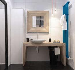 ванная 3: Ванные комнаты в . Автор – INROOM