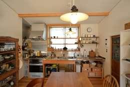 .: 齋藤正吉建築研究所が手掛けたキッチンです。