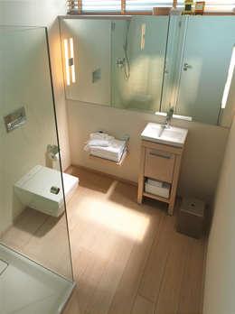 modern Bathroom by Duravit