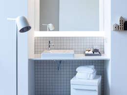 Badkamer Gootsteen Kast : Handige en moderne wastafel kastjes