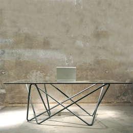 Wire2: Bureau de style de style Moderne par By Ultra