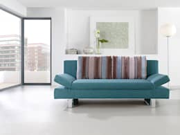 modern Living room by Allnatura