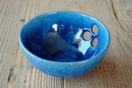 Ayşe Şakarcan Ceramics – Delikli Kase :  tarz Ev İçi