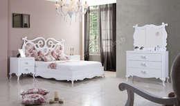 country Bedroom تنفيذ YILDIZ MOBİLYA