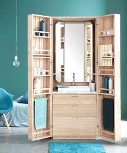 La Cabine: Salle de bain de style de style Classique par La Fonction