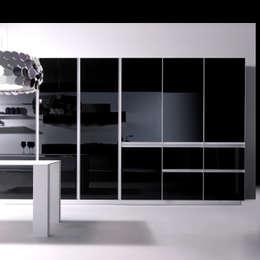 minimalistic Kitchen by Vegni Design