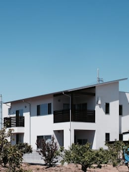 modern Houses by wada architectural  design office 和田設計
