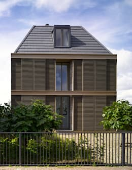 villa Loenen aan de Vecht: landelijke Huizen door paul seuntjens architectuur en interieur