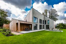 Дома в . Автор – paul seuntjens architectuur en interieur