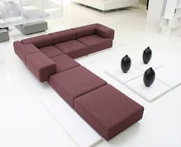 Sala de estar  por Vegni Design