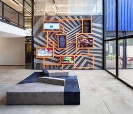 อาคารสำนักงาน ร้านค้า by MM18 Arquitetura