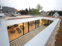 Osterwold°Schmidt EXP!ANDER Architekten의  주택