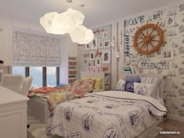 mediterranean Nursery/kid's room by INTERIERIUM