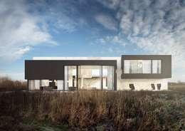 Habitações  por REFORM Architekt Marcin Tomaszewski