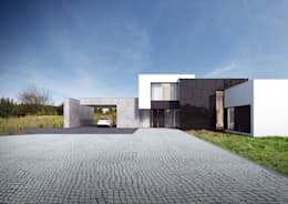 minimalistische Häuser von REFORM Architekt Marcin Tomaszewski