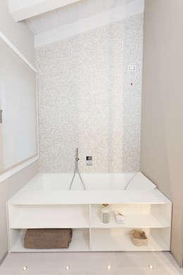 حمام تنفيذ marco.sbalchiero/interior.design