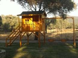 สวน by özay ahşap