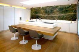 Cuisine de style de style Moderne par davide prandin / architetto