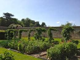 Projekty,  Ogród zaprojektowane przez Roeder Landscape Design Ltd