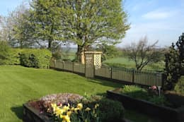 scandinavian Garden by Atkinsons Fencing Ltd