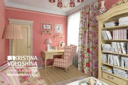 Estudios y oficinas de estilo rural por kristinavoloshina