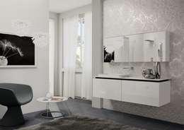 Banheiro  por krayms A&D - Fa&Fra