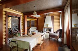 country Dining room by homify