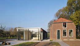 Woonboerderij Acht 5:  Ramen door RESET ARCHITECTURE